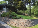 """Grinell 3"""" wall stone block - Product Image"""